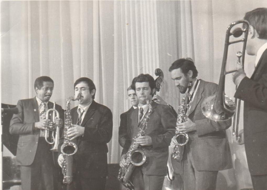 Vlad West .With Duke Ellington Band