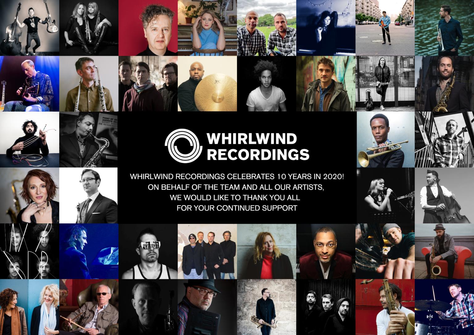 Whirlwind 10 Year Anniversary