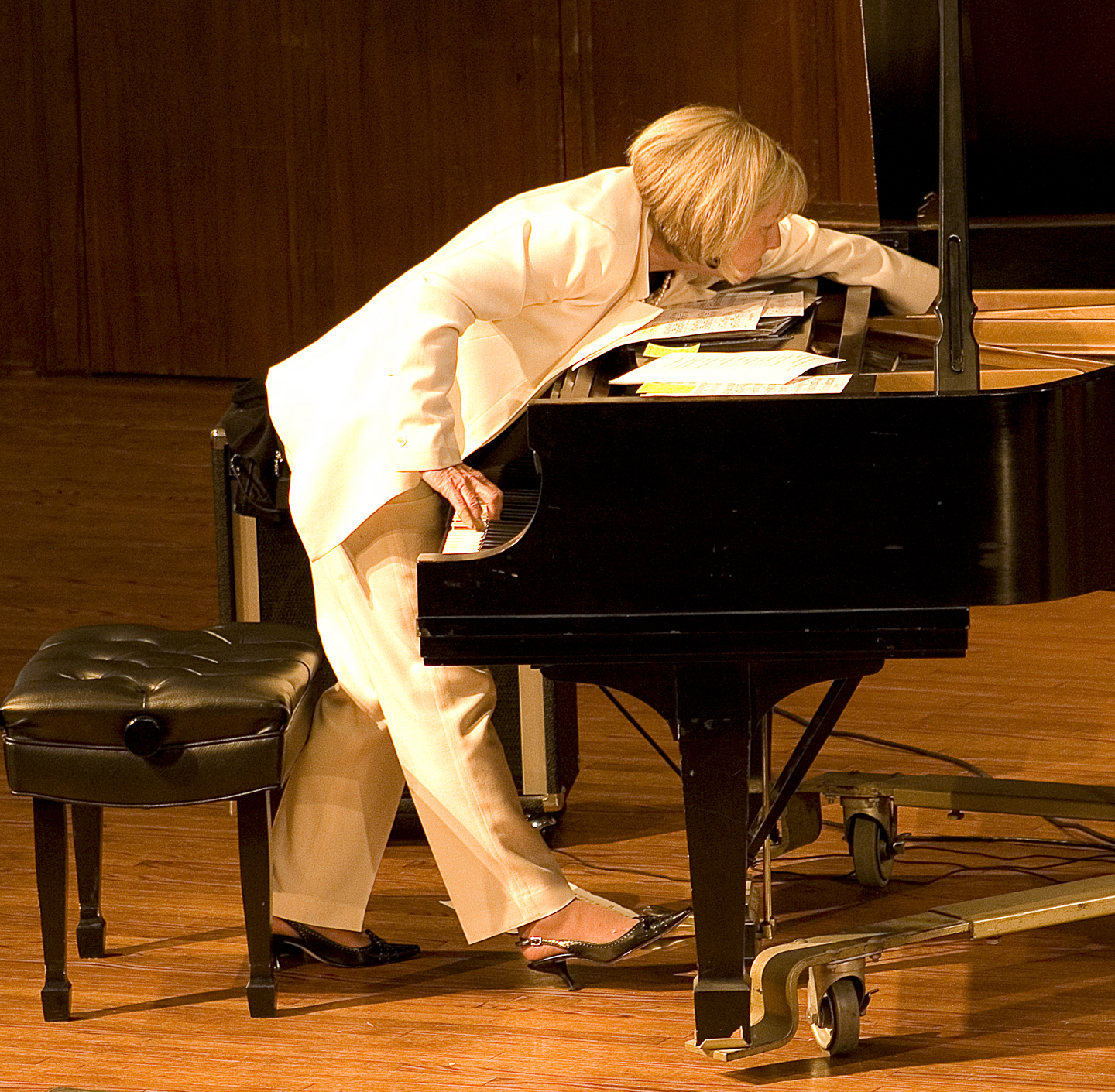 Music in the Piano