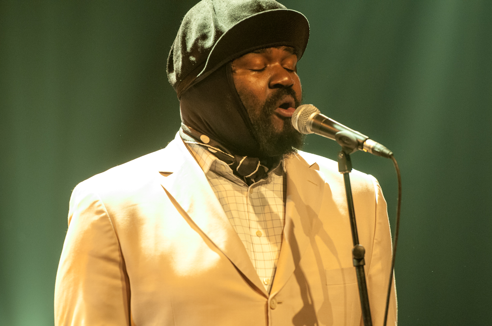 Gregory Porter At The Montreal International Jazz Festival 2012