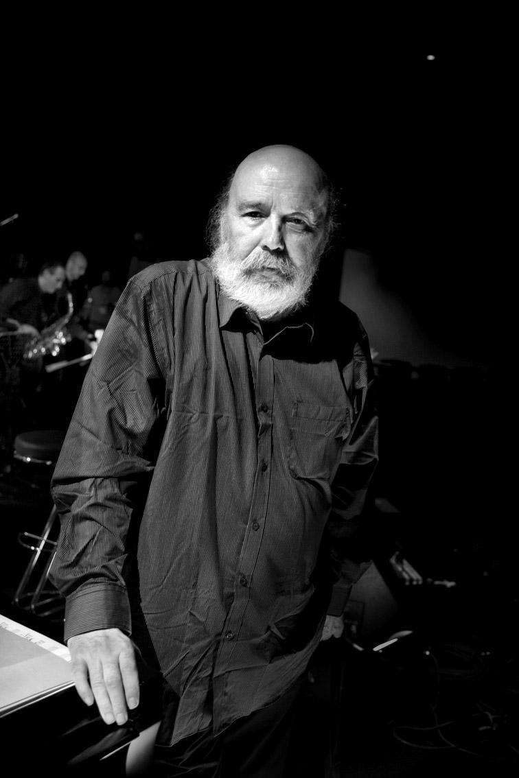 Don Weller: Portrait, Brecon, 2008
