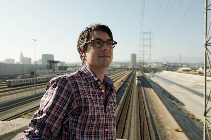 Josh Nelson- Train Tracks