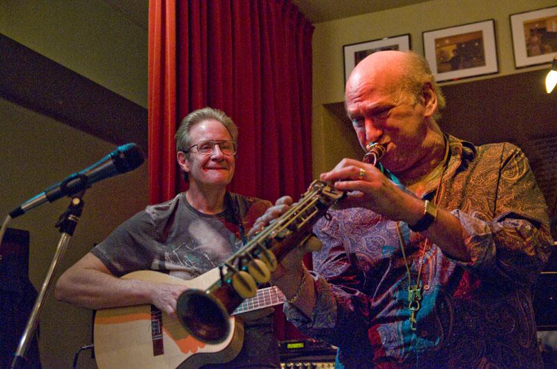 Dave Liebman Group at Café Paradiso