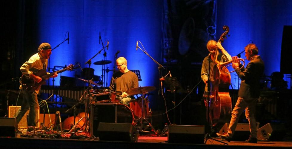 Paolo Fresu's Devil Quartet, Open Papyrus Jazz Festival, Ivrea, Italy, 25 March 2017