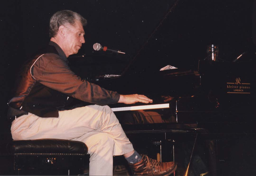 Georgie Fame at Limerick