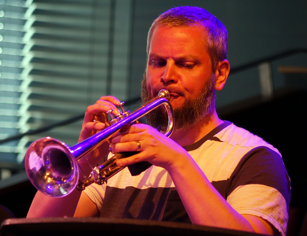 Nate Wooley at Doek Festival 2015