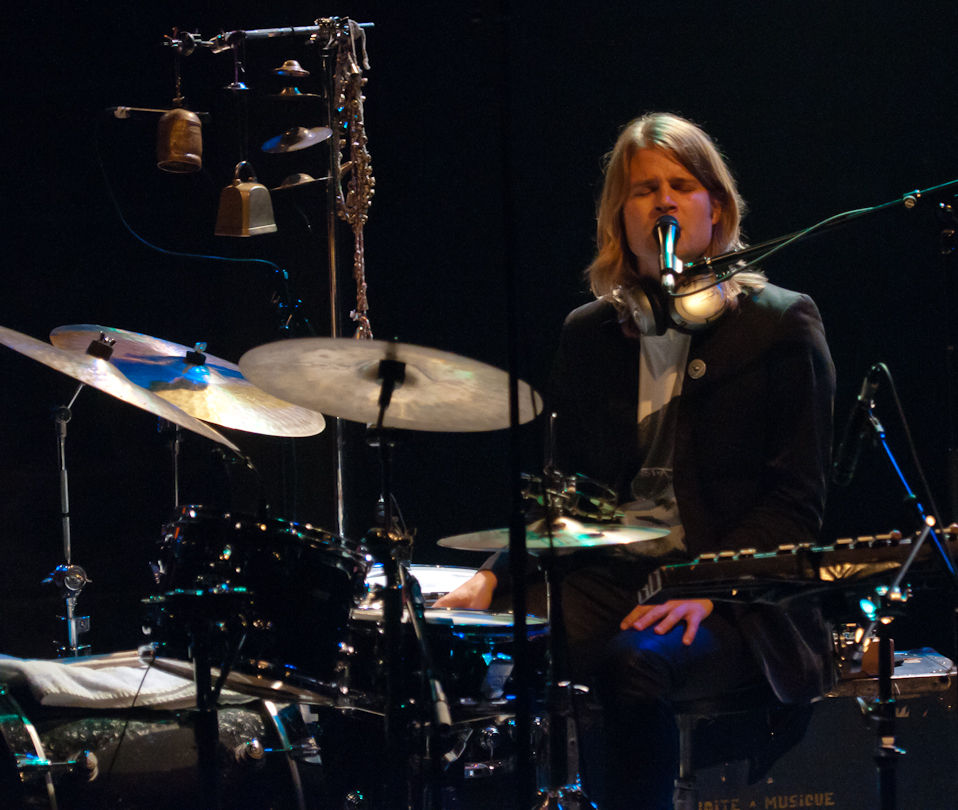 Paal Hausken with in the Country at the Montreal International Jazz Festival 2011