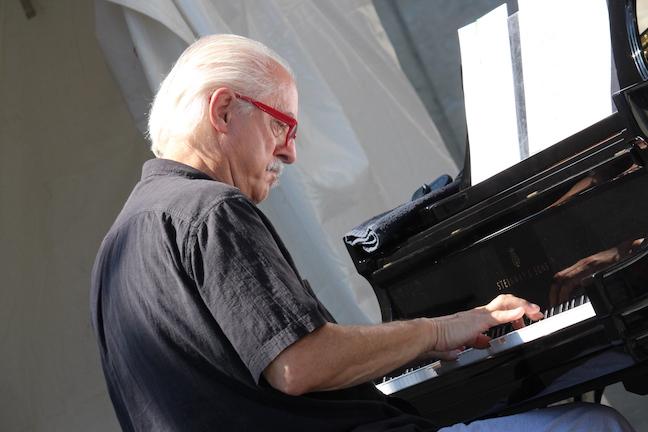 Bill Meyer on piano