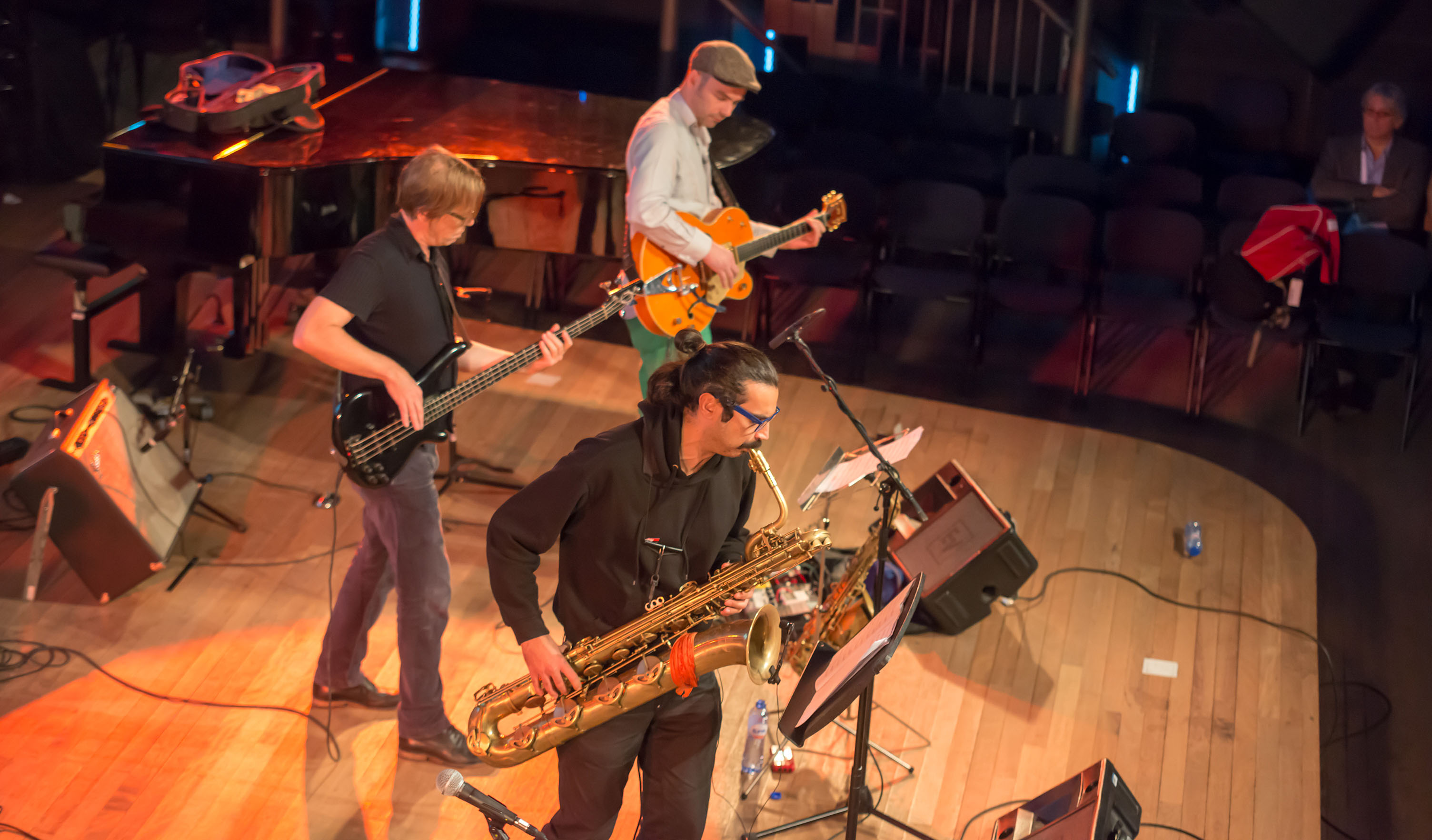 Pumporgan at Dutch Jazz & World Meeting 2012