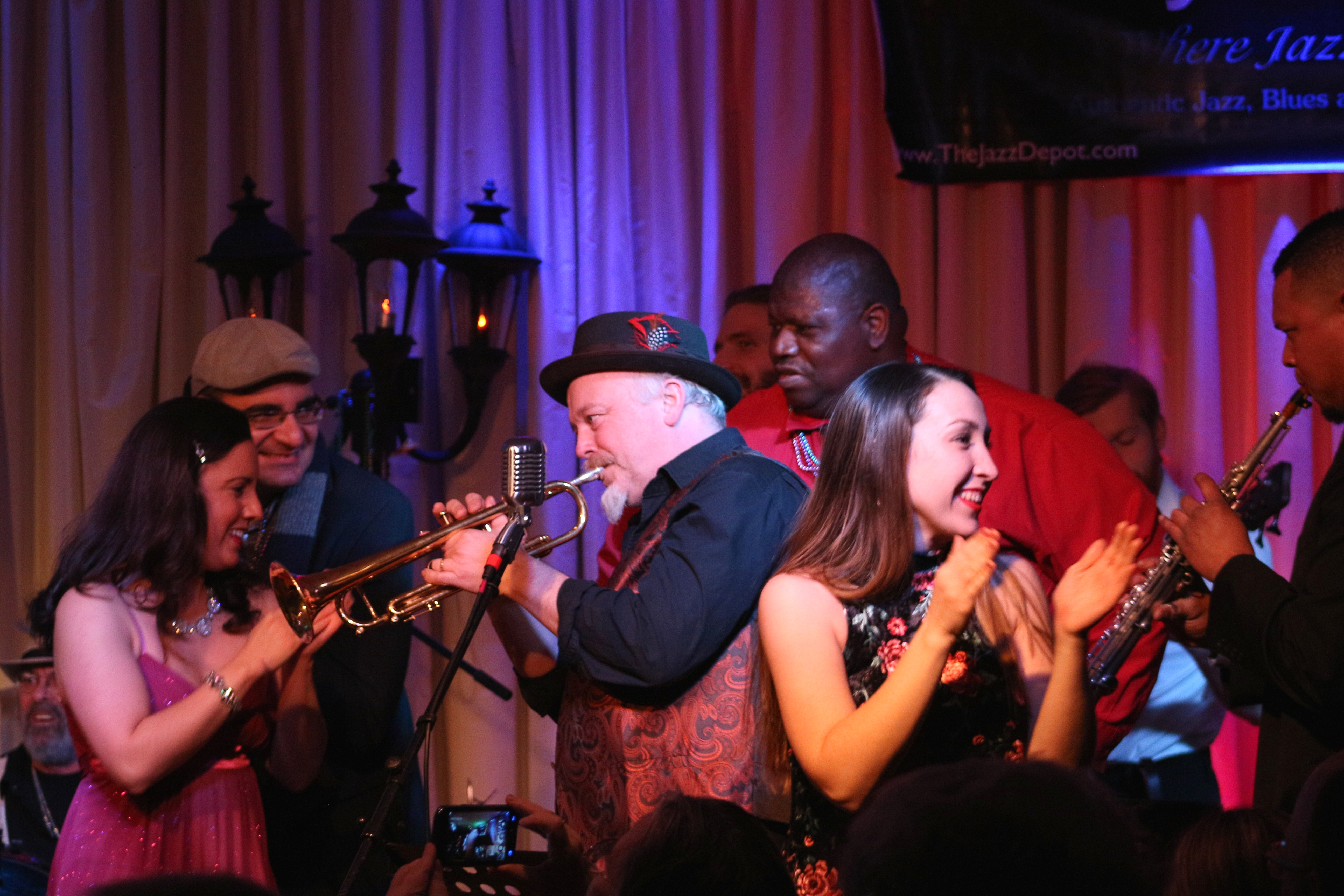 The Jazz Depot Hosts The Local Players Showcase