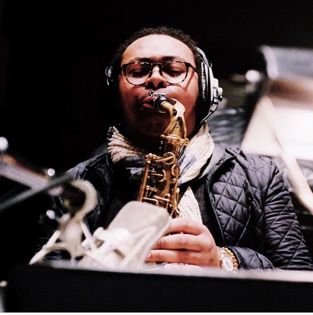Immanuel Wilkins Trio Feat. Joel Ross And Nazir Ebo At The Intercontinental New York Barclay