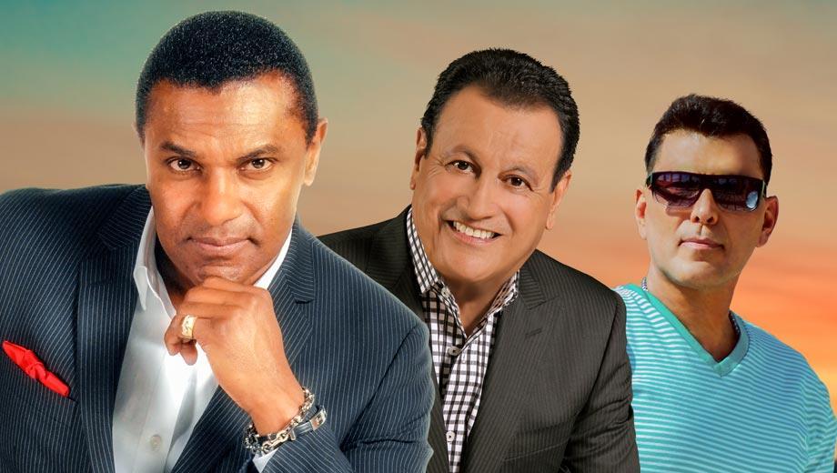 """JosÉ Alberto """"el Canario"""", Ismael Miranda And Domingo QuiÑones + More! @ Lehman Center"""