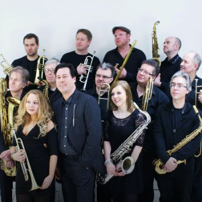 Big Band Jazz Latin And Swing With Hot Orange Big Band At Hideaway Jazz Club