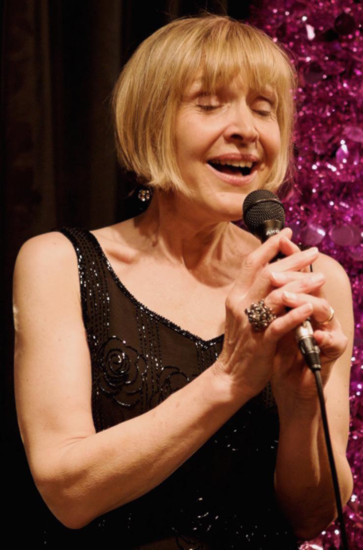 Vocalist Mary Ellen Desmond Comfort & Joy 2019
