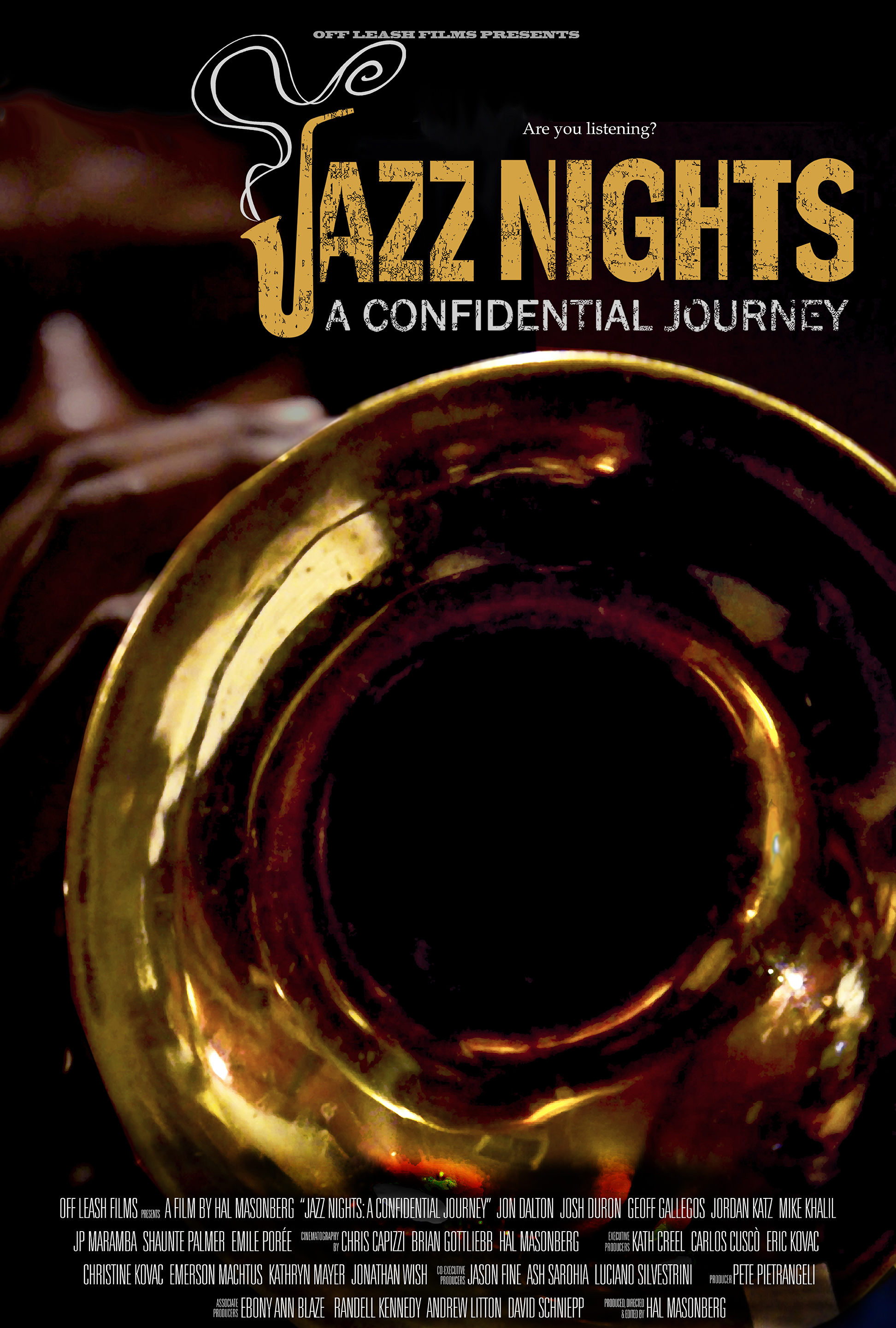 Jazz Nights: A Confidential Journey
