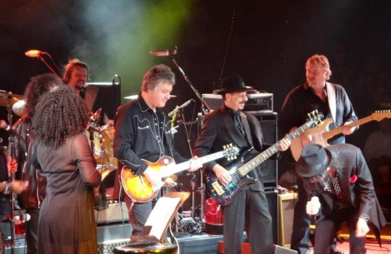The J. Geils Band:  Westbury, NY, September 12, 2012