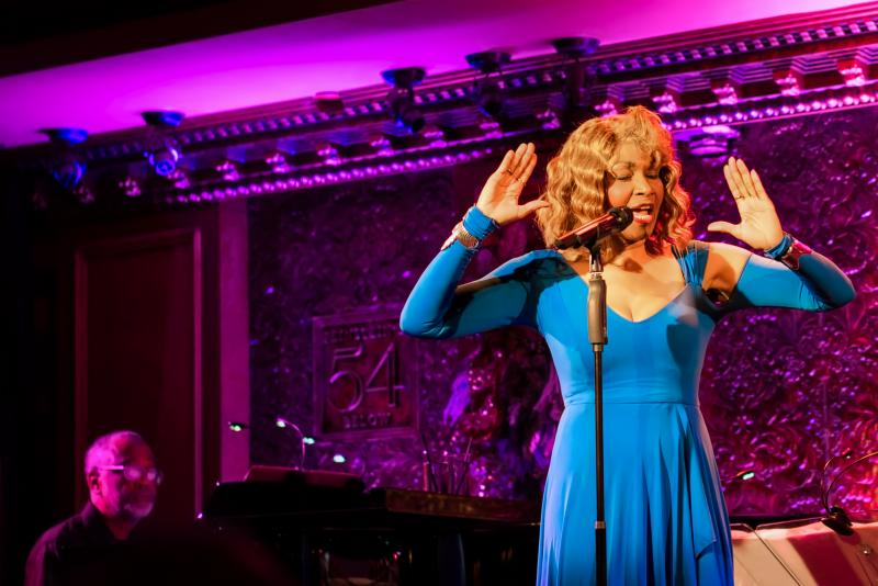 Vivian Reed at Feinstein's/54 Below