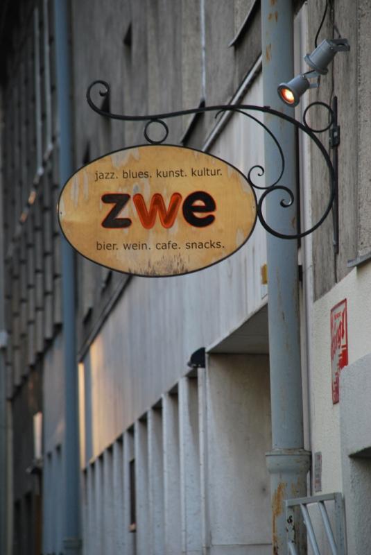 Logo of Zwe Jazzcafe