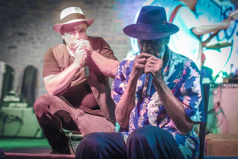 Live From Chicago: Matthew Skoller, Dengue Fever & Christian Scott