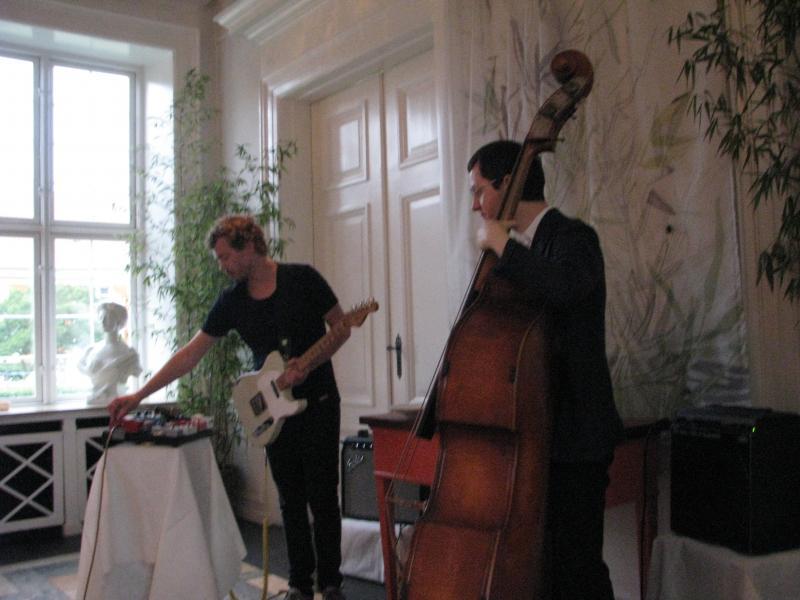 Jakob Bro / Thomas Morgan / Jakob Mielcke: Copenhagen, Denmark, July 9, 2012