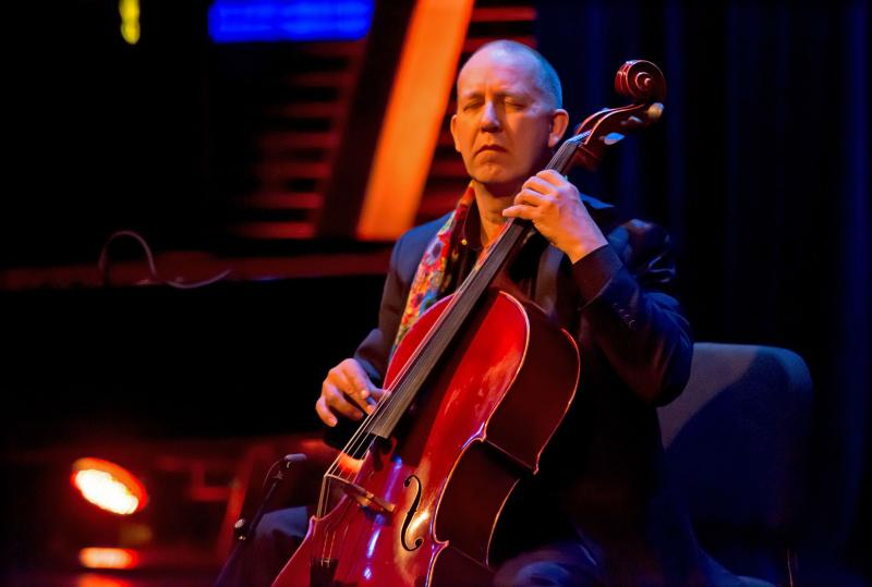 Extraordinary Cellist Ernst Reijseger Plays National Concert Hall Dublin