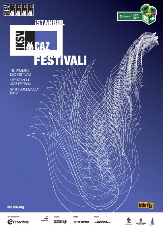 The 19th Istanbul Jazz Festival Line-up Announced