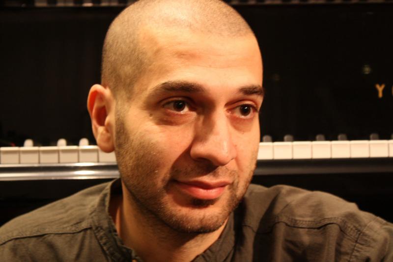 Jazz en Dominicana Interviews Vardan Ovsepian