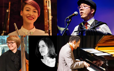 Jazz: The Second Century at Earshot Jazz Festival