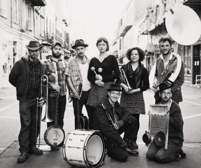 Gretna Grooves: Tuba Skinny at Mount Gretna Playhouse