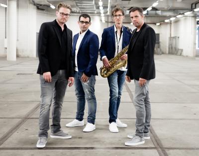 Starklinnemann Quartet at Theatre De Roode Bioscoop