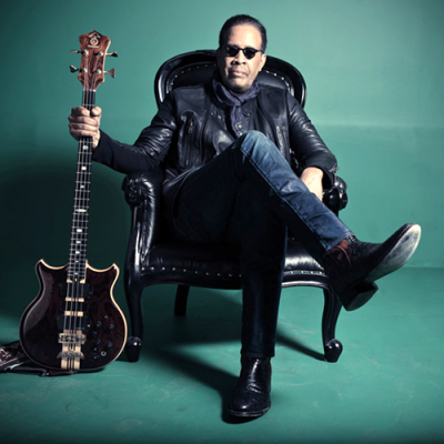 Stanley Clarke at The Broad Stage