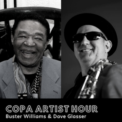 Copa Artist Hour: Buster Williams & Dave Glasser at The New School for Jazz and Contemporary Music