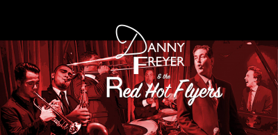Danny Freyer &the Red Hot Flyers at Rusty's Rhythm Club