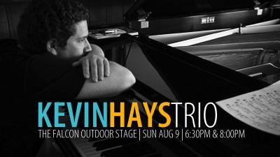 Kevin Hays Trio at The Falcon