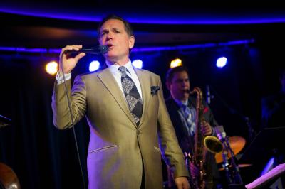 Kurt Elling And Danilo Perez at Blue LLama Jazz Club