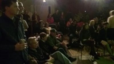 Philip Howe Trio, Wheel Session 65 at Greenville Unitarian Universalist Fellowship