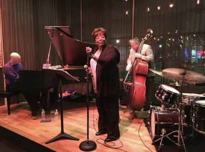 Eula Lawrence Quartet at The Mad Monkfish