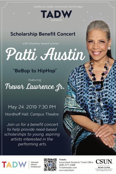 Patti Austin at CSUN Campus Theatre