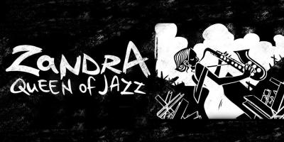 Zandra, Queen Of Jazz at Smock Alley Theatre
