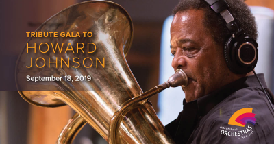 Interschool Orchestras Of New York Presents:  A Tribute To Howard Johnson at Merkin Concert Hall at Kaufman Center