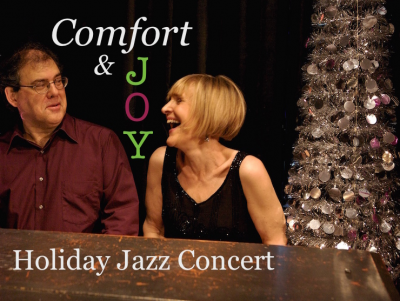 Vocalist Mary Ellen Desmond's Comfort & Joy Concert at The Church Of Saint Luke & The Epiphany