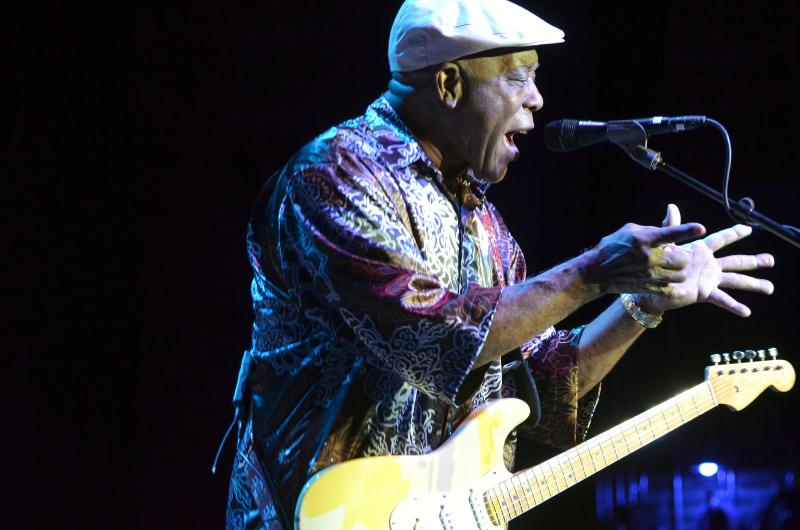 Buddy Guy with Matt Andersen at The Space at Westbury