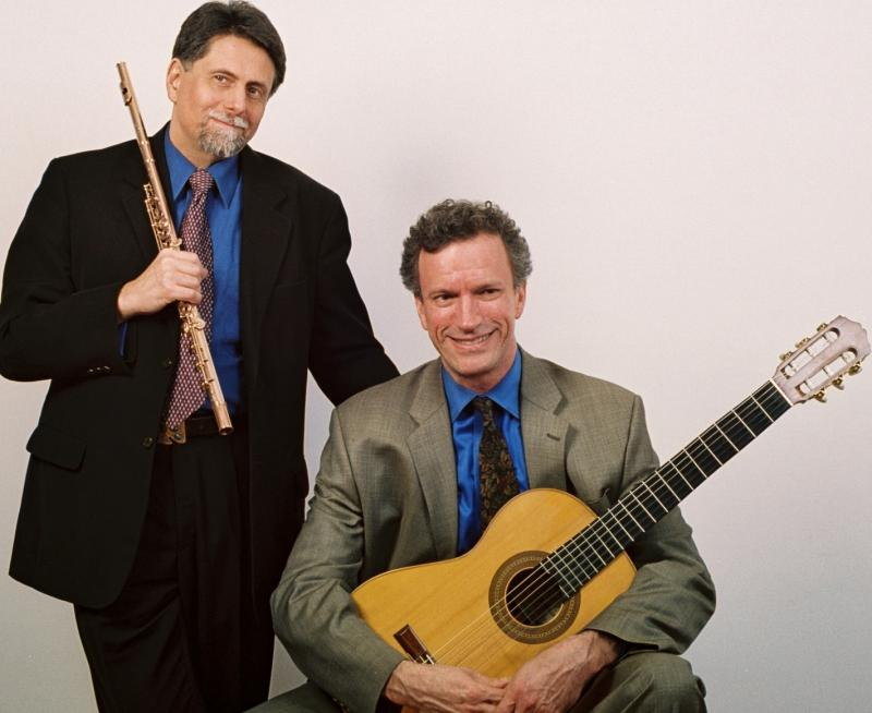 Noted Jazz Flutist Peter H. Bloom To Perform With Guitarist Mark Leighton In Maine, August 2014