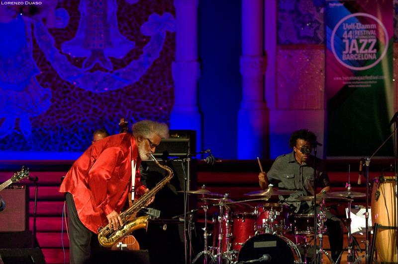 Sonny Rollins: Barcelona Voll-Damm Jazz Festival, Spain, November 20, 2012