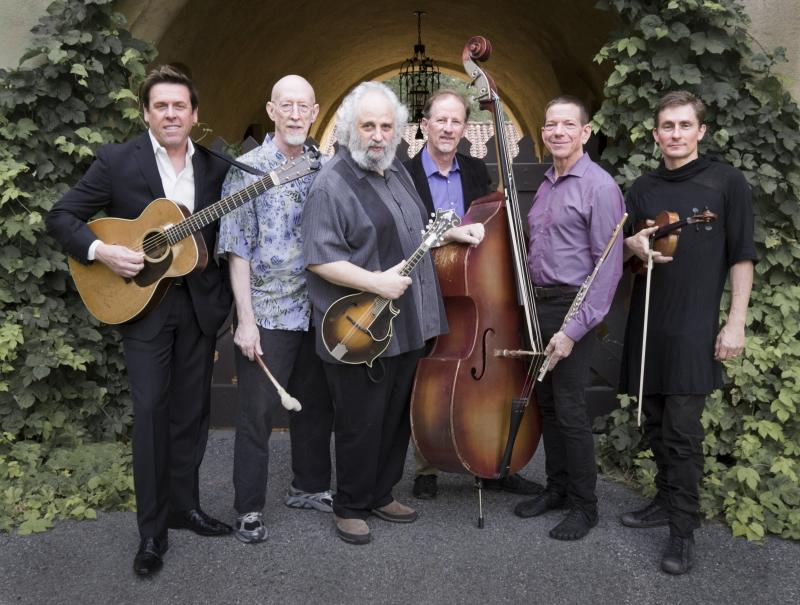 David Grisman Sextet at Chautauqua Auditorium