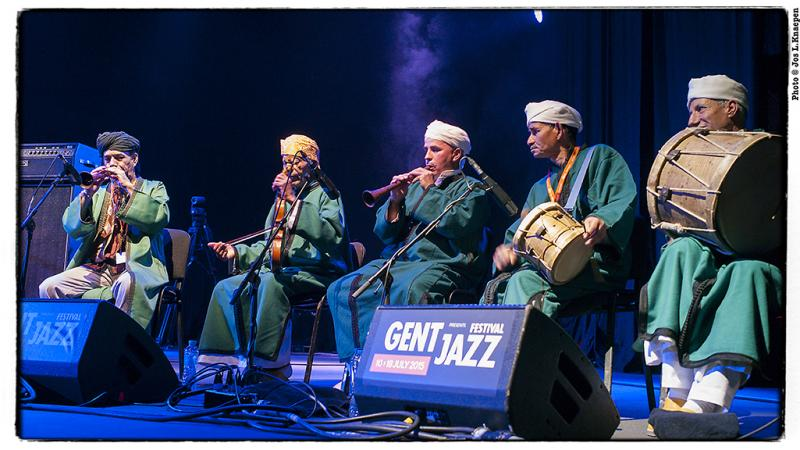 Gent Jazz Festival 2015: Part 1