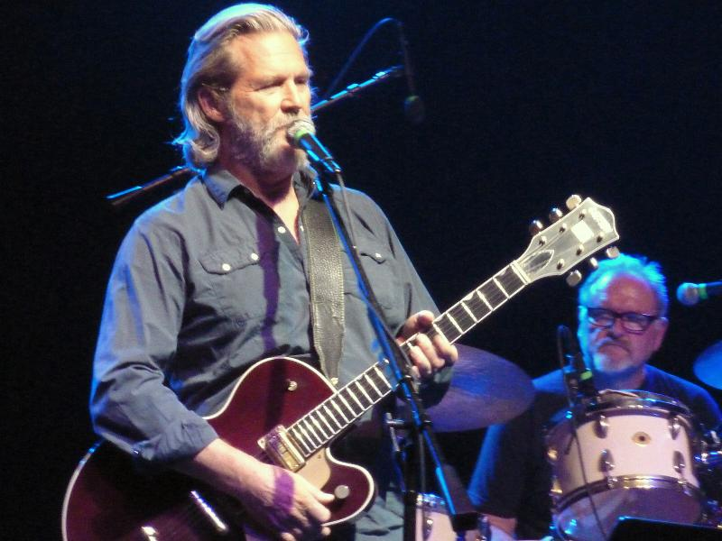 Jeff Bridges & the Abiders At the Paramount