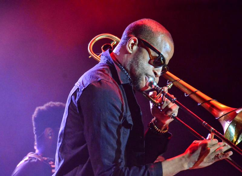 Trombone Shorty & Orleans Avenue at the Space at Westbury