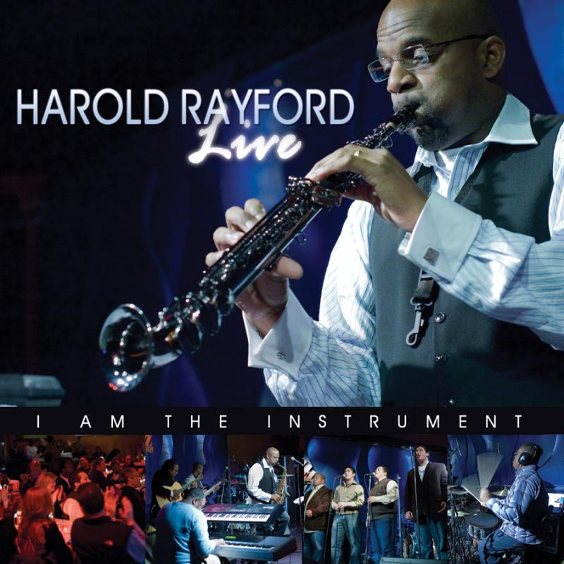 "Harold Rayford Celebrates the Release of ""I Am the Instrument"" During the 2010-PAW Convention"