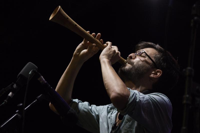Jazz au Chellah Festival 2013